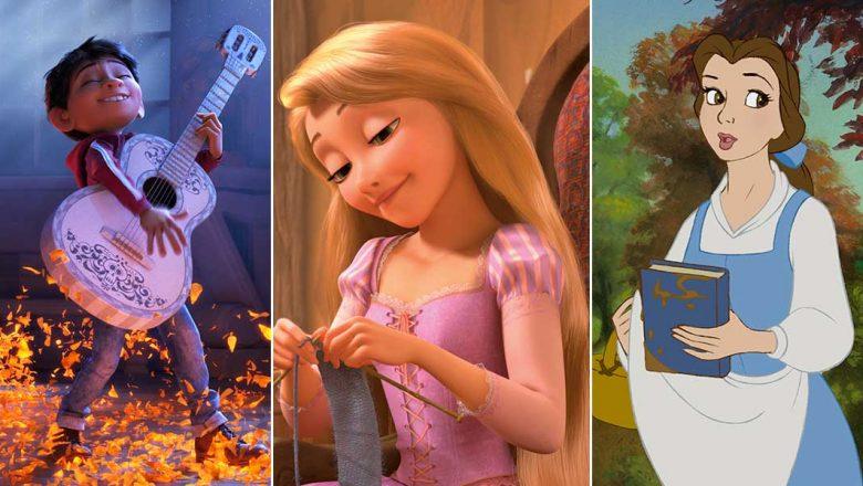 Disney character quiz